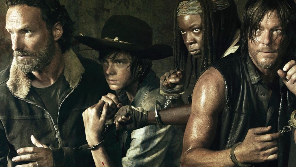 The Walking Dead – 5. évad