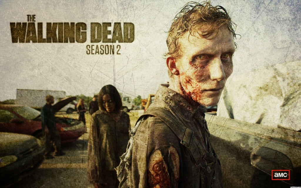The Walking Dead, 2. évad