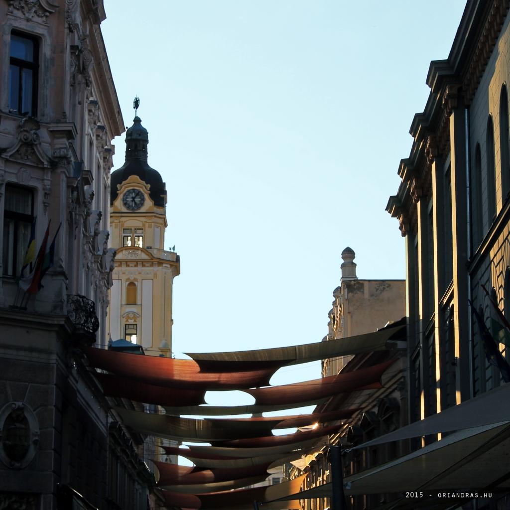 Király utca, Pécs (fotó: Őri András)