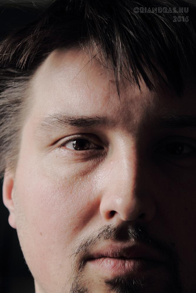 Önportré, fotó: Őri András 2016