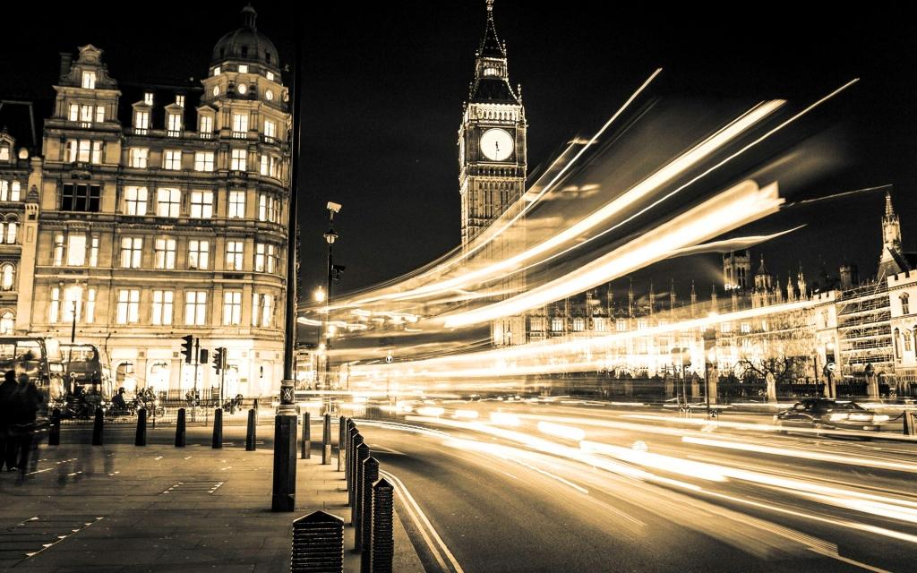 Az első estém Londonban