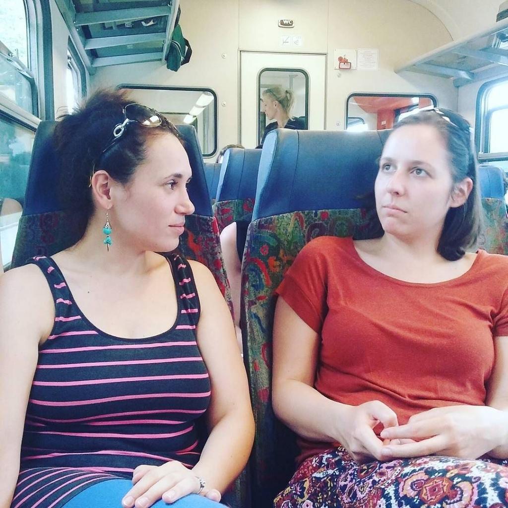 #train #chitchat