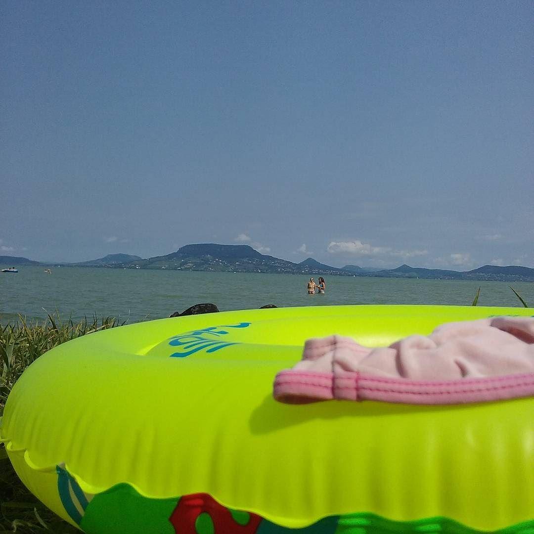 #strand #badacsony #nyár #balaton #enyemabalaton