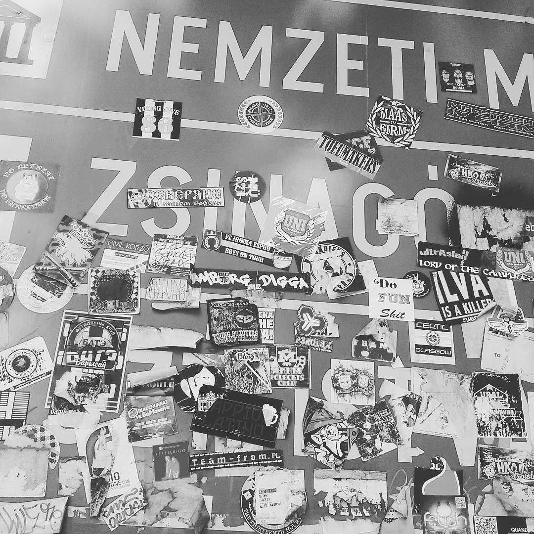 #budapest #stickers