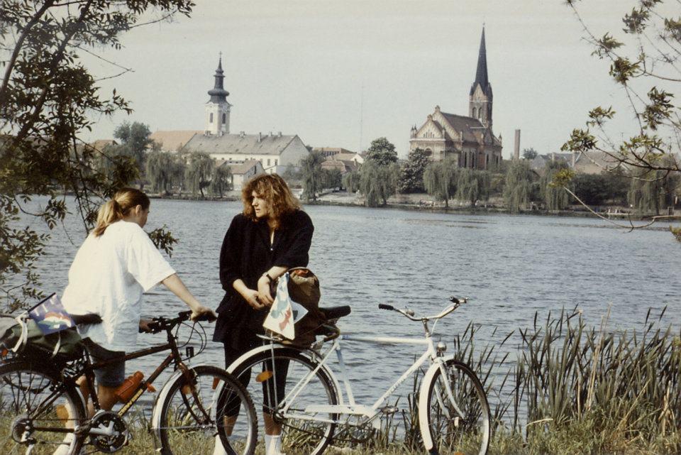 Biciklizni a biciklizés öröméért
