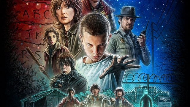 Stranger Things, 1. évad