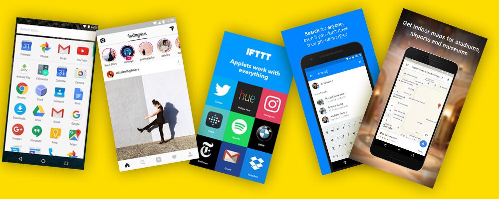 Az 5 leghasznosabb Android app 2016-ban