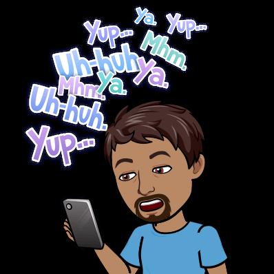 Szerda – elmélkedés az új telefonról